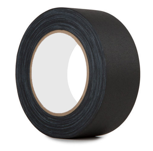 Le Mark - FIRE Retardant Gaffer Tape BLACK
