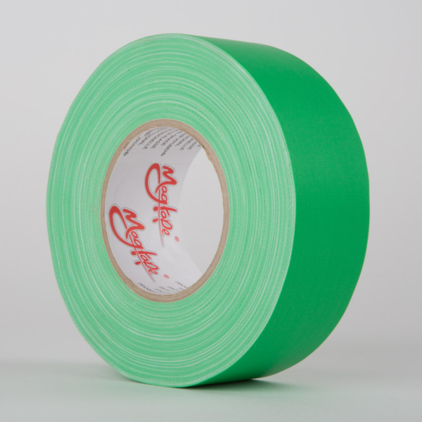 Le Mark - MagTape® Chromacolour GREEN Screen Gaffa