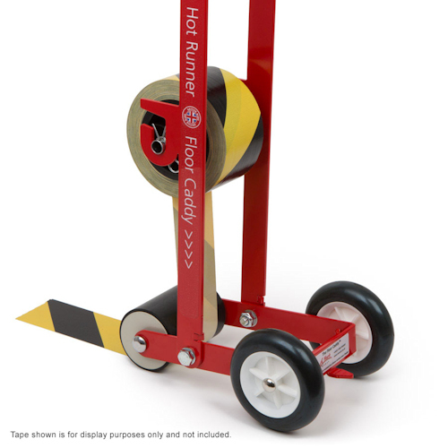 Hot Runner™ Floor Tape Applicator