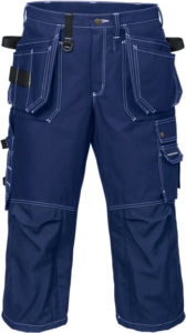 Fristads - 3/4 Handwerkerhose 283 FAS Blau D120