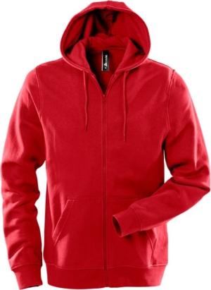 Fristads - Acode Kapuzen-Sweatshirt 1736 SWB Rot 3XL