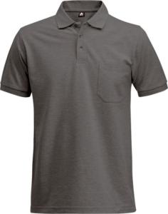 Fristads - Acode Poloshirt 1721 PIQ Dunkelgrau 4XL