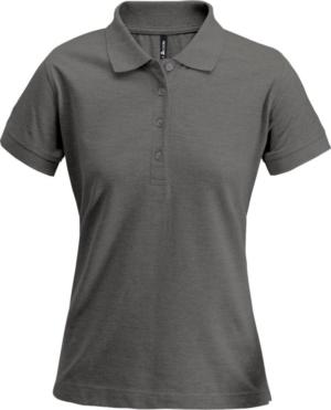 Fristads - Acode Poloshirt Damen 1723 PIQ Dunkelgrau 2XL