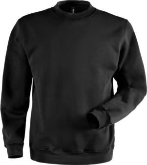 Acode Sweatshirt 1734 SWB Schwarz 6XL