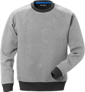Fristads - Acode Sweatshirt 1750 DF Hellgrau 3XL