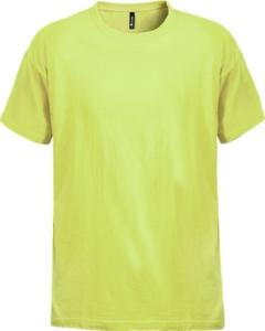 Fristads - Acode T-Shirt 1911 BSJ Leuchtendes Gelb 4XL