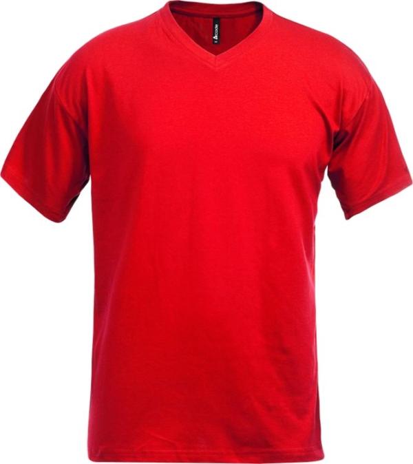 Fristads - Acode T-Shirt 1913 BSJ Rot 2XL