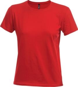 Fristads - Acode T-Shirt Damen 1917 HSJ Rot 2XL