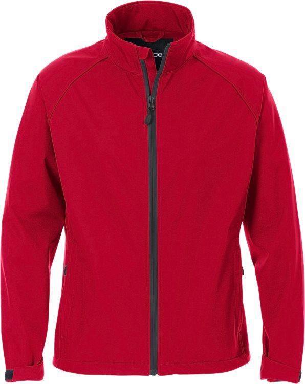 Fristads - Acode WindWear Softshell-Jacke Damen 1477 SBT Rot 2XL