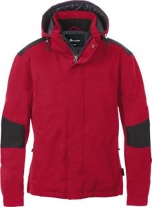 Fristads - Acode WindWear Softshell-Winterjacke Damen 1420 SW Rot 2XL