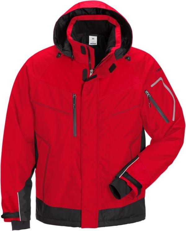 Fristads - Airtech® Winterjacke 4410 GTT Rot/Schwarz 3XL