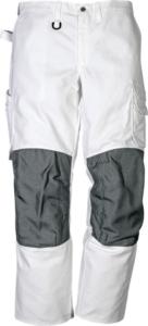 Fristads - Baumwoll-Hose 268 BM Weiß D120