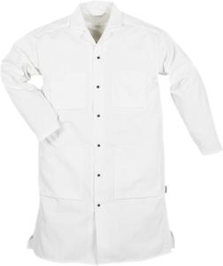 Fristads - Baumwoll-Mantel 103 P92 Weiß 2XL