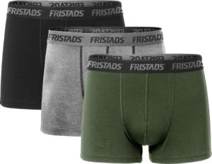 Fristads - Boxershorts 3er-Pack 9329 BOX Mehrfarbig 3XL