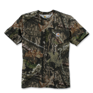 Carhartt - CAMO T-SHIRT S/S XXL MOSSY OAK BREAK-UP COUNTRY