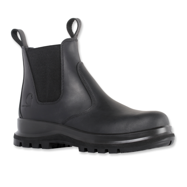 Carhartt - Chelsea Boot BLACK 48