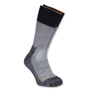 Carhartt - COLD WEATHER BOOT SOCK XL HEATHER BLACK