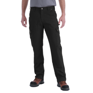 Carhartt - COTTON RIPSTOP PANT W42/L32 BLACK