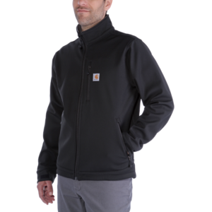 Carhartt - CROWLEY SOFT SHELL JACKET XXL BLACK