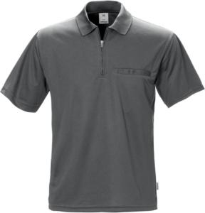 Fristads - Coolmax® Poloshirt 718 PF Grau 3XL