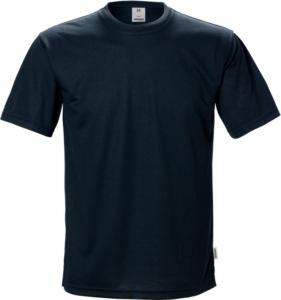 Fristads - Coolmax® T-Shirt 918 PF Dunkelblau 3XL