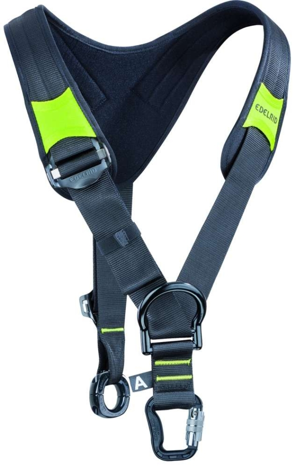 Edelrid - Core Top (Black-Green)