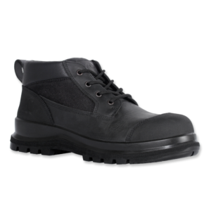 Carhartt - DETROIT CHUKKA BOOT BLACK 48