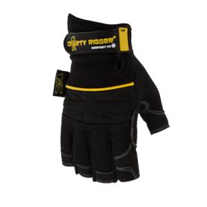 Dirty Rigger - Comfort Fit Glove Fingerless XXL
