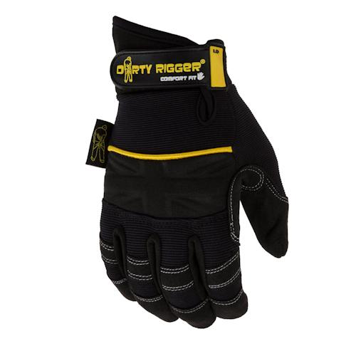 Dirty Rigger - Comfort Fit Glove Fullfinger XXL
