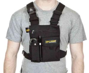 Dirty Rigger - LED Chest Rig Brust Werkzeugtasche