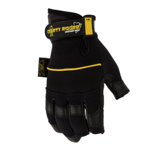 Dirty Rigger - Leather Grip Glove Framer XXL