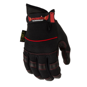 Dirty Rigger - Phoenix Heat Resistant Gloves Fullfinger XXL
