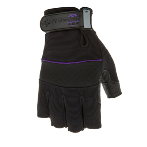 Dirty Rigger - SlimFit Ladies Glove Fingerless XXS
