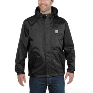 Carhartt - DRY HARBOR JACKET XXL BLACK