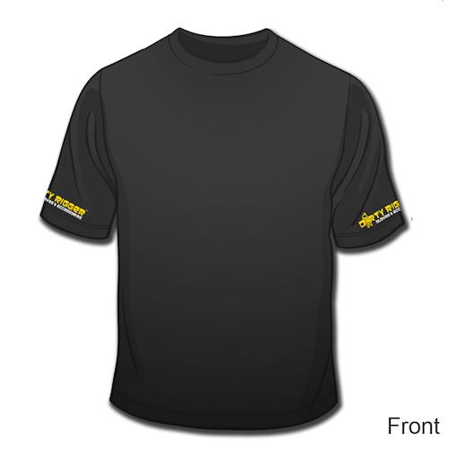Dirty Rigger - T-Shirt Evolution L