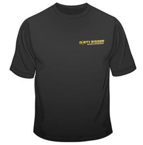 Dirty Rigger - T-Shirt Scraching Man XL