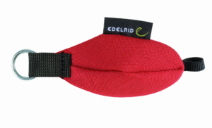Edelrid - Wurfbeutel (250g) red