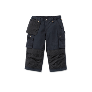 Carhartt - EMEA MP RIPSTOP PIRATE PANT W36 BLACK