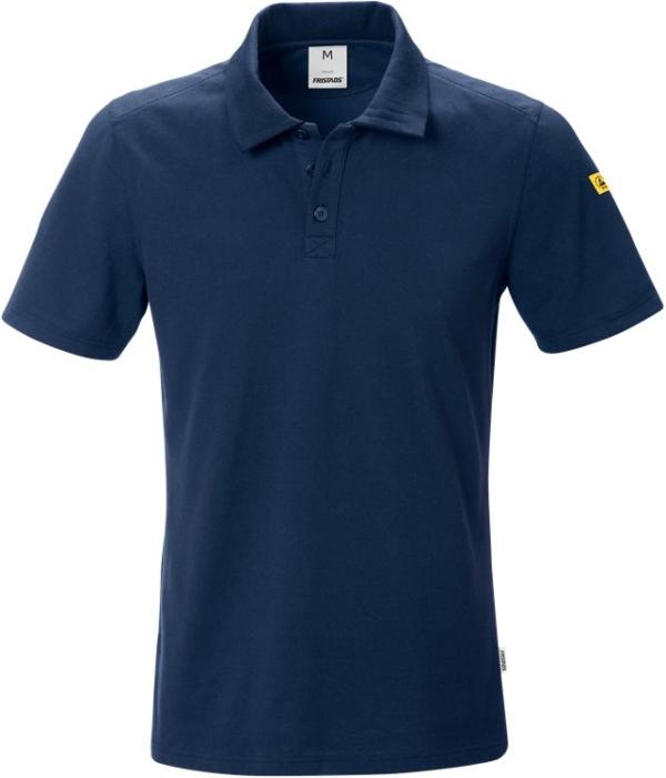 Fristads - ESD Poloshirt 7080 XPM Dunkelblau 5XL