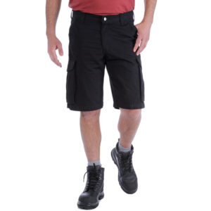 Carhartt - FORCE TAPPEN CARGO SHORT W42 BLACK