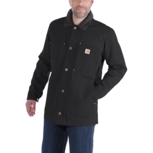 Carhartt - FULL SWING CHORE COAT XXL BLACK