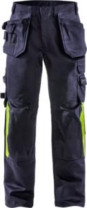 Fristads - Flame Handwerkerhose 2030 FLAM Dunkelblau D116