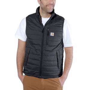 Carhartt - GILLIAM VEST XXL BLACK