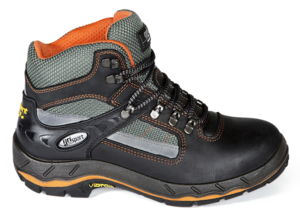 Grisport - 71607 VIBRAM® S3 HIGH BLACK/ORANGE 48
