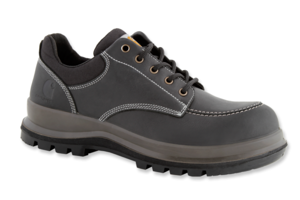 Carhartt - HAMILTON S3 WATER RESISTANT SHOE BLACK 48