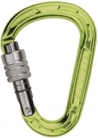 Edelrid - HMS Strike Screw-Lock (eloxiert) (Oasis)