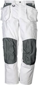 Fristads - Handwerker Baumwoll-Hose 258 BM Weiß D116
