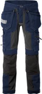 Fristads - Handwerker Stretch-Hose 2530 CYD Dunkelblau D120
