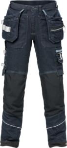 Fristads - Handwerker Stretch-Jeans 2131 DCS Indigoblau D120