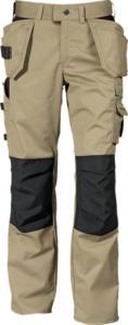 Fristads - Handwerkerhose 288 PS25 Khaki/Schwarz D120